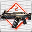 """دانلود Gun Master 2 1.0.12 – بازی شبیه سازی تیراندازی """"استاد تفنگ 2"""" اندروید + دیتا"""