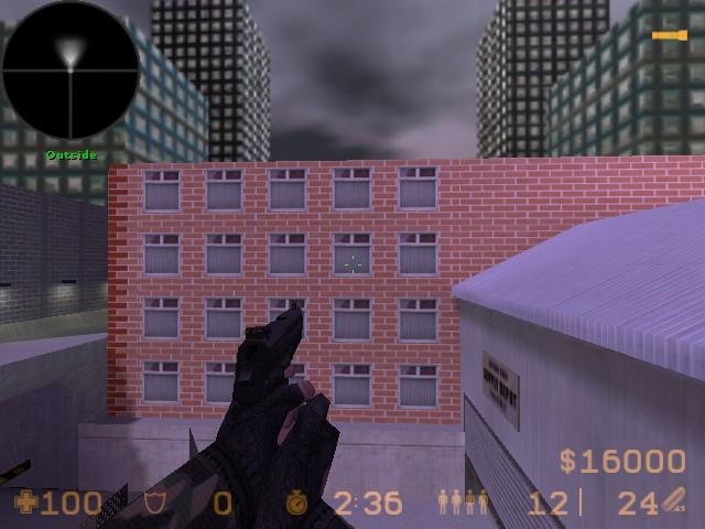 دانلود اسپرایت Radar | Shadow برای سی اس 1.6