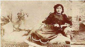 اولین دختر بی حجاب در ایران که بود؟ (عکس)