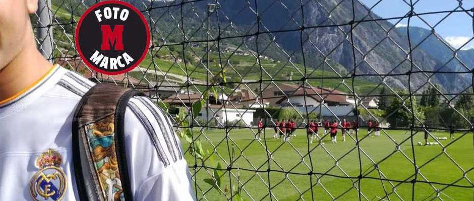 امباپه و امضا نکردن پیراهن رئال مادرید