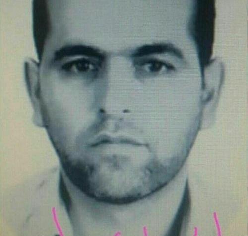اولین عکس از قاتل آتنا اصلانی/ او در روز حادثه پدر آتنا را دلداری می داد