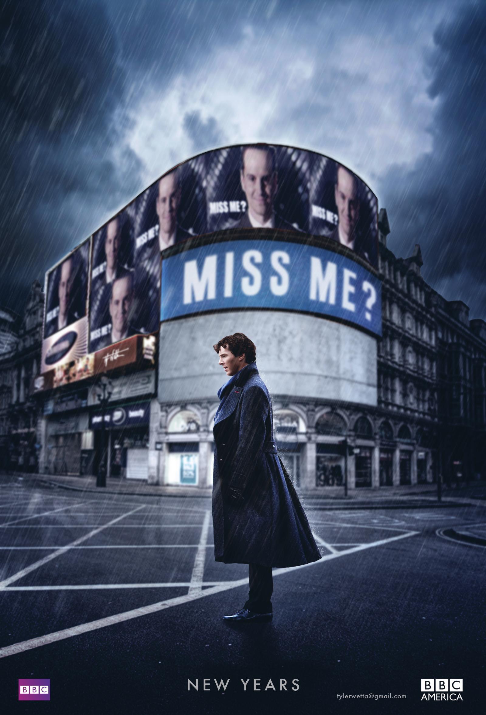 دانلود سریال شرلوک فصل چهارم