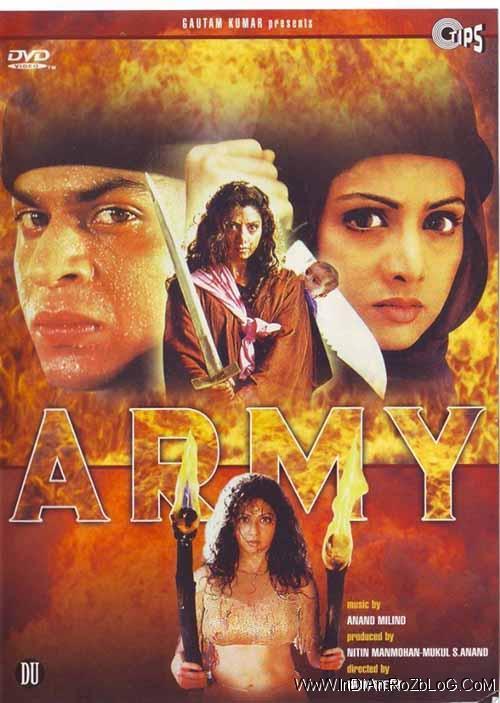 دانلود فیلم هندی یاران Army با دوبله فارسی