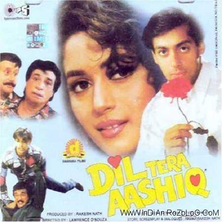 دانلود فیلم هندی دلدار عاشق Dil Tera Aashiq با دوبله فارسی