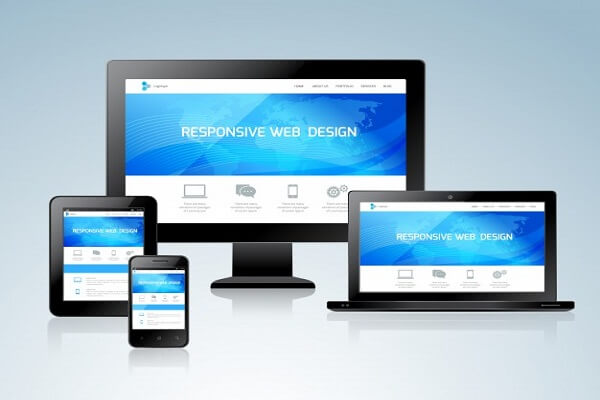 رنگ آبی و به کارگیری آن در طراحی سایت حرفه ای برای اعتماد راحتتر کاربران