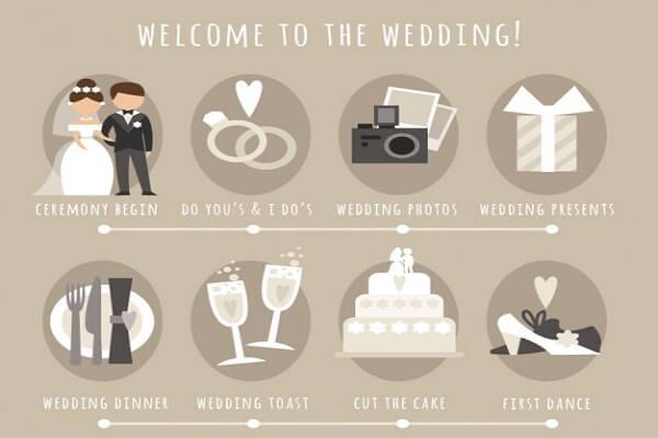 شرکت تشریفات مجالس عروسی و معرفی آن از طریق طراحی سایت حرفه ای