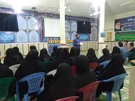 دیدار فرماندهان واحدهای مقاومت و بازرسان سازمان استانی با فرمانده سپاه