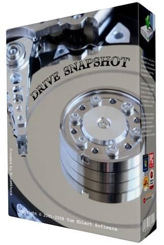 Drive SnapShot 1.45.0.17643 + Portable بک آپ گرفتن از درایو