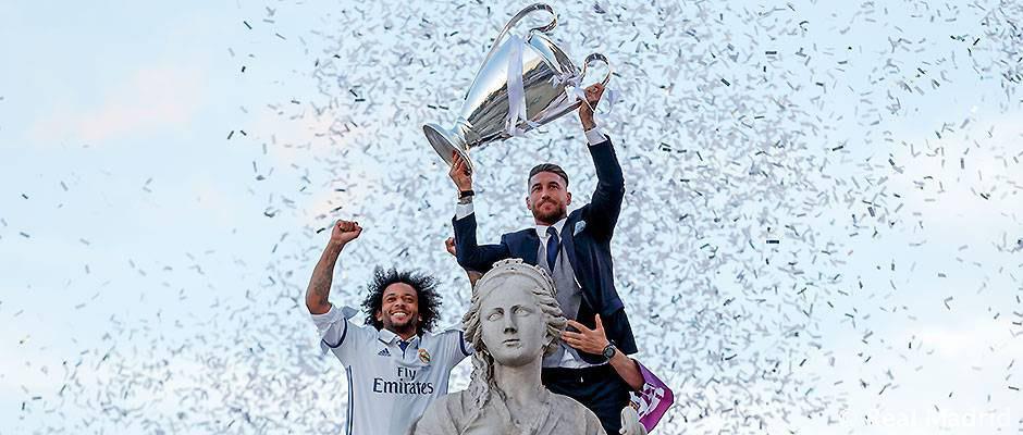 مارسلو و راموس، پرافتخارترین بازیکنان ترکیب فعلی