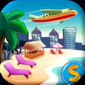 دانلود City Island: Airport 2.3.5 – بازی شهرسازی و فرودگاه اندروید + مود