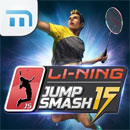 دانلود Li-Ning Jump Smash 15 1.3.4 – بازی بدمینتون اندروید + مود + دیتا