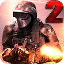 دانلود Second Warfare 2 HD 1.01 – بازی تفنگی و اکشن جنگ دوم 2 اندروید + دیتا