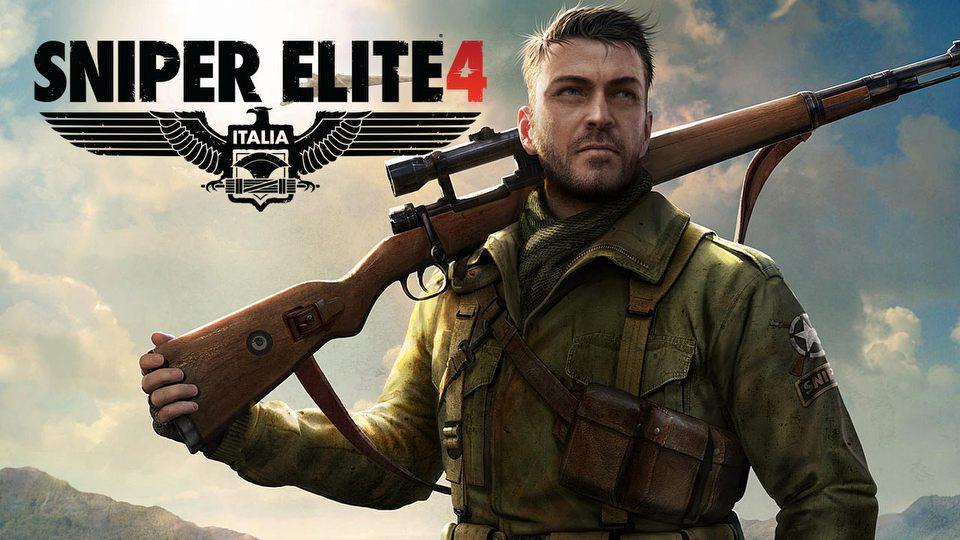 دانلود کرک بازی sniper elite 4