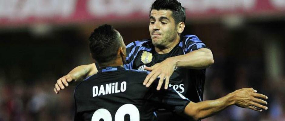 رئال مادرید برای فروش موراتا و دنیلو 100 میلیون یورو می خواهد