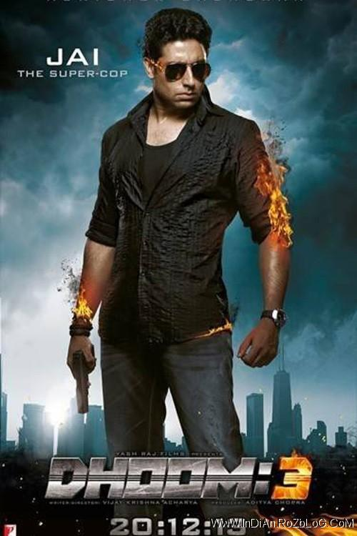 دانلود فیلم هندی Dhoom 3