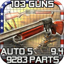 دانلود Gun Disassembly 2 12.2.0 – بازی جداسازی قطعات تفنگ 2 اندروید + دیتا