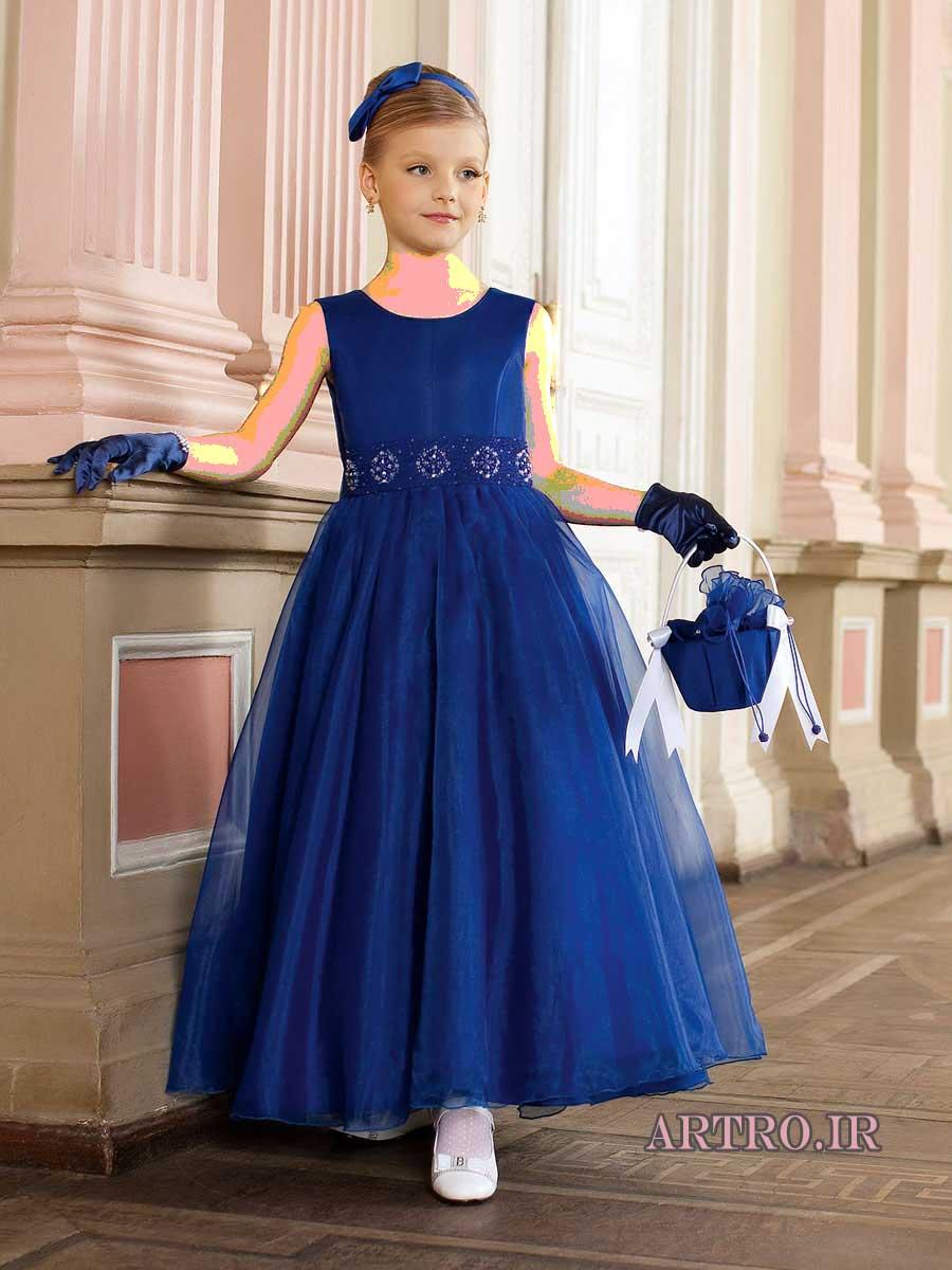 مدل لباس مجلسی دختربچه 2018