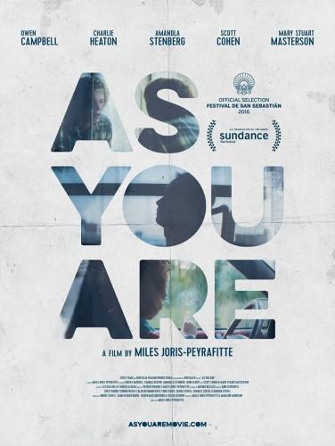 دانلود فیلم As You Are