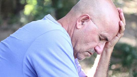 نشانه های کمبود هورمون جنسی در مردان