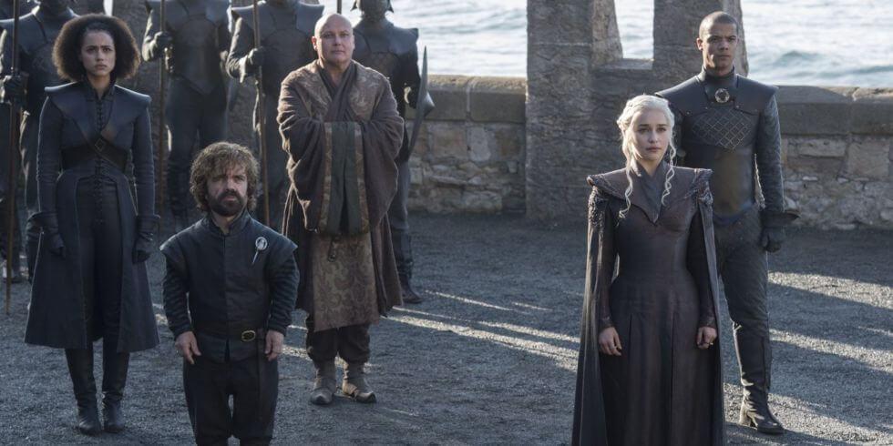502b - دانلود فصل 7 هفتم سریال بروز Game of Thrones نقش تاج و تخت