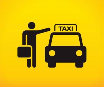 یه روز سوار تاکسی شدم که برم فرودگاه، درحین حرکت، ناگهان یه ماشین جلوی ما از پارک اومد بیرون . . .