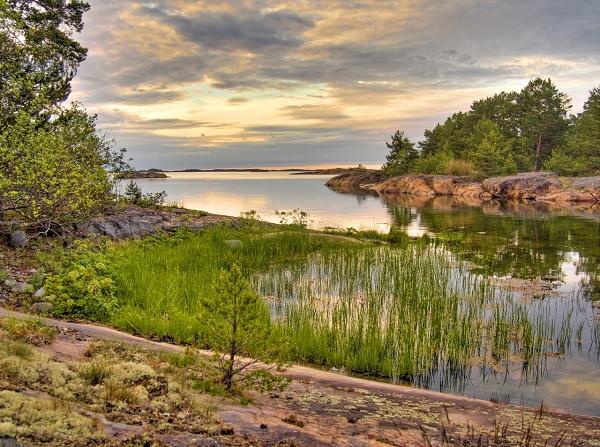 عکس هایی از طبیعت زیبای کشور سوئد