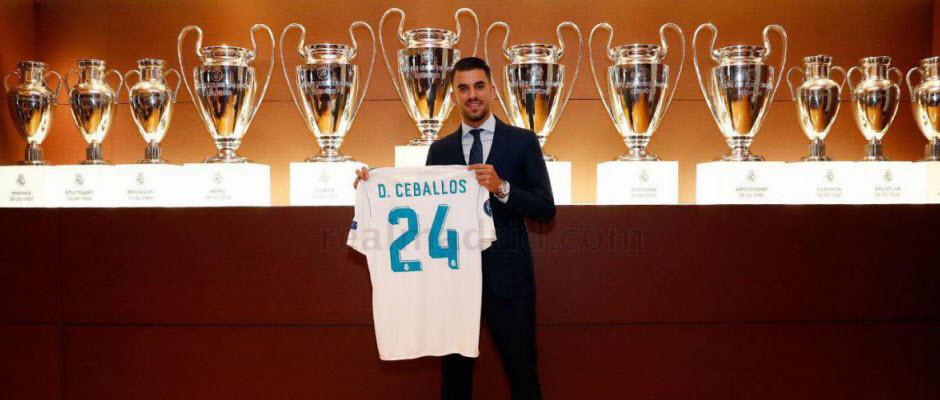 سبایوس: آماده ام تا همه چیزم را برای پیراهن رئال مادرید فدا کنم