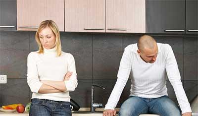 9 اشتباه مردانه در زندگی زناشویی و راه حل آن