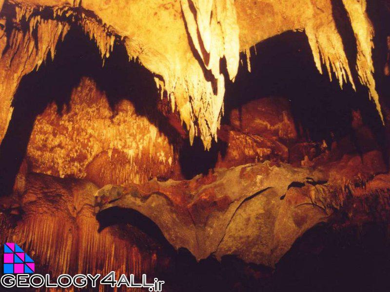 بلندترین غار نمکی دنیا در قشم کشف شد