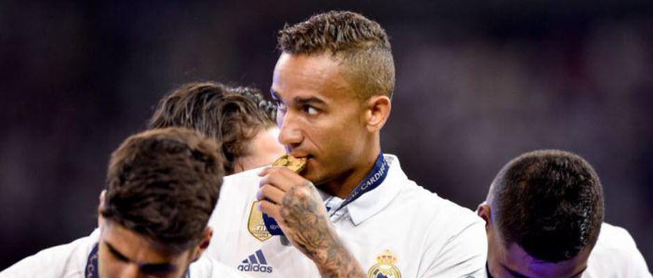 دنیلو آخرین ساعات حضور خود در رئال مادرید را پشت سر می گذارد