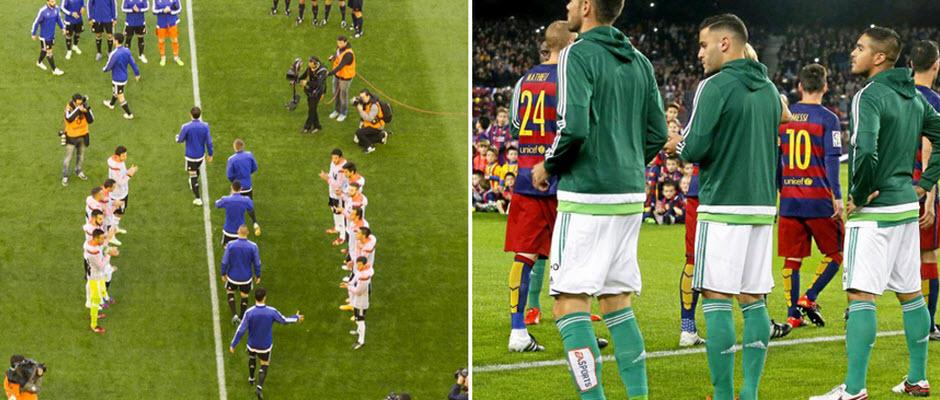 بارسلونا در ال کلاسیکوی رفت برای رئال مادرید تونل افتخار خواهد زد؟