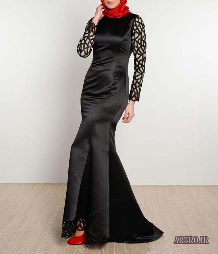 مدل لباس مجلسي زنانه,
