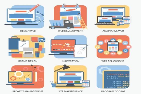 سایت خدمات مجالس و تشریفات و طراحی آن با استفاده از طرح های اختصاصی