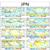 بررسی وضعیت جوی ماه مرداد 1396 به طور کلی ! هفته به هفته از دید چند مدل !