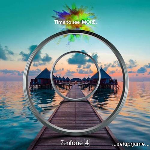 با دوربین دوگانه Zenfone 4، تصاویر واضحتری به ثبت برسانید!