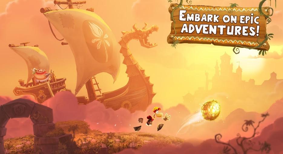 دانلود Rayman Adventures 3.6.1 - بازی فوق العاده رایمن ادونچرز برای اندروید و آی او اس + دیتا