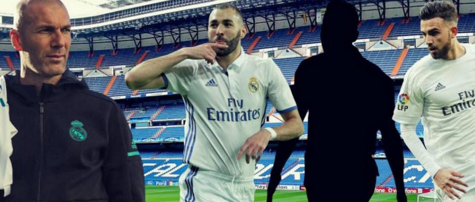 بیش تر هواداران رئال مادرید خواهان مهاجمی جدید هستند