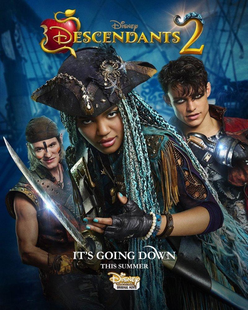 دانلود فیلم فرزندان Descendants 2 2017