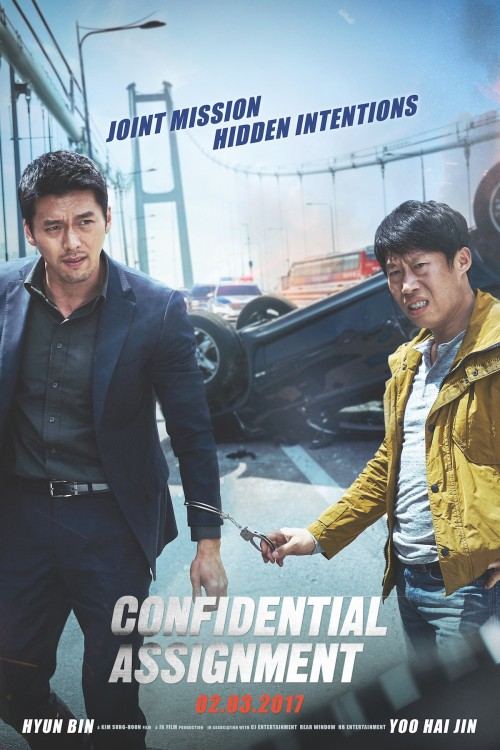 دانلود فیلم Confidential Assignment