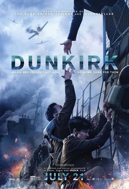 دانلود فیلم دانکرک 2017 Dunkirk