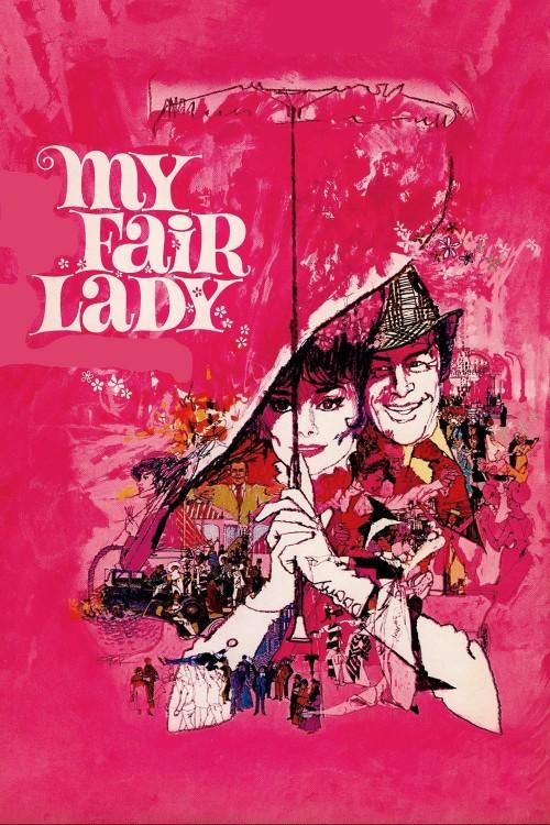 دانلود دوبله فارسی فیلم بانوی زیبای من My Fair Lady 1964