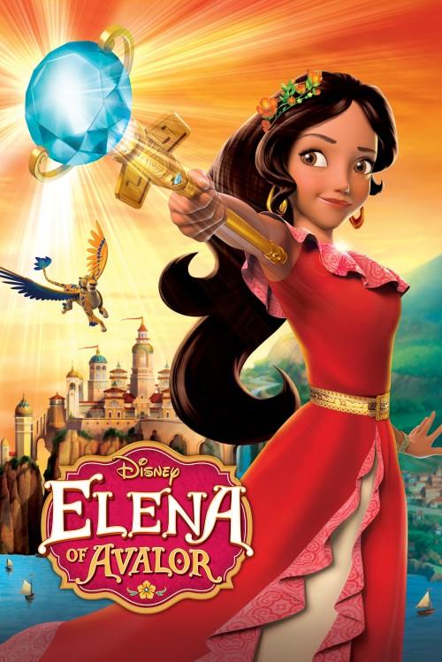 دانلود انیمیشن سریالی Elena of Avalor
