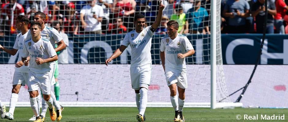 کاسمیرو: برای قهرمانی در سوپر جام ها تلاش می کنیم