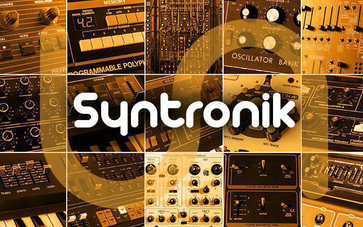 نسخه رایگان سینت سایزر جدید Ik Multimedia با نام  Syntronik