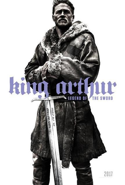 دانلود فیلم شوالیههای میزگرد: شاه آرتور King Arthur: Legend of the Sword 2017