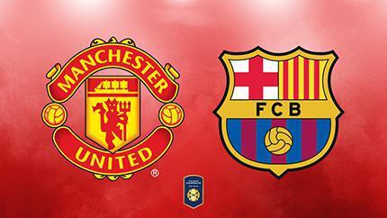 نتیجه بازی دوستانه بارسلونا و منچستریونایتد 5 مرداد 96 + خلاصه بازی