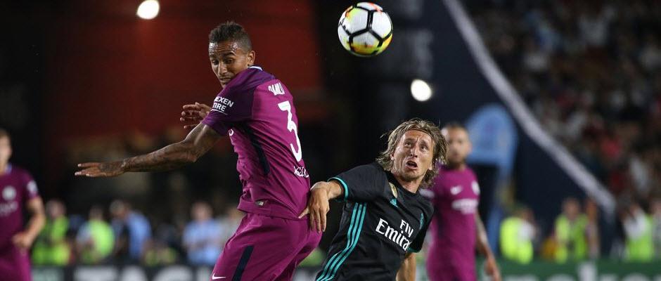 گینس کاپ؛ رئال مادرید 1- 4 منچسترسیتی