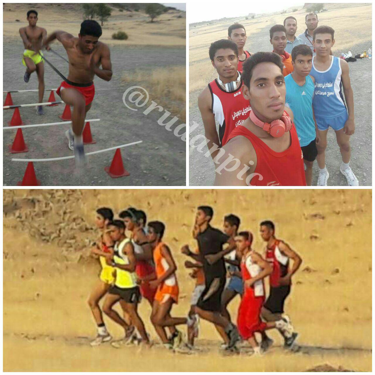 کسب مقام پنجم حمیدرضا نجفی در مسابقات دوومیدانی لیگ طلایی کشور