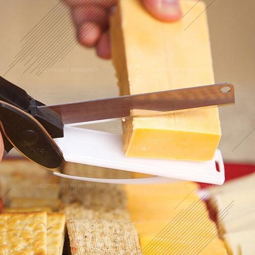 فروش ویژه قيچي celever cutter - قیچی آشپزخانه