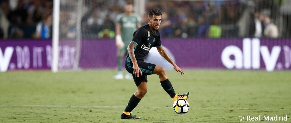 اولین بازی سبایوس و وایخو با پیراهن رئال مادرید